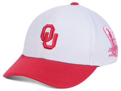 Oklahoma Sooners Top of the World NCAA Youth Mission Stretch Cap