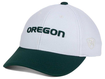 Oregon Ducks Top of the World NCAA Youth Mission Stretch Cap