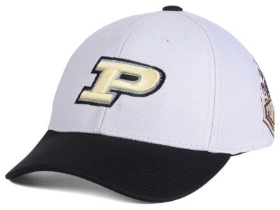 Purdue Boilermakers Top of the World NCAA Youth Mission Stretch Cap