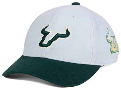 South Florida Bulls Top of the World NCAA Youth Mission Stretch Cap
