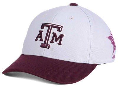 Texas A&M Aggies Top of the World NCAA Youth Mission Stretch Cap