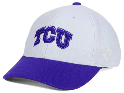 Texas Christian Horned Frogs Top of the World NCAA Youth Mission Stretch Cap