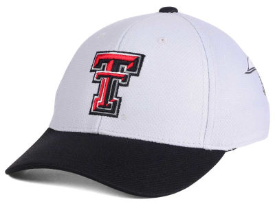 Texas Tech Red Raiders Top of the World NCAA Youth Mission Stretch Cap
