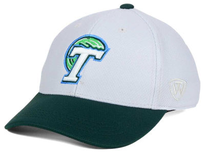 Tulane Green Wave Top of the World NCAA Youth Mission Stretch Cap