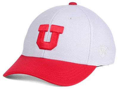 Utah Utes Top of the World NCAA Youth Mission Stretch Cap
