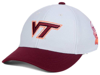 Virginia Tech Hokies Top of the World NCAA Youth Mission Stretch Cap
