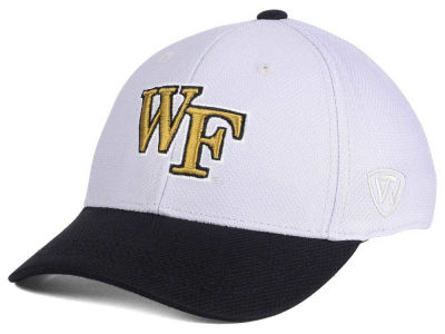 Wake Forest Demon Deacons Top of the World NCAA Youth Mission Stretch Cap