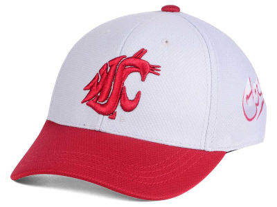 Washington State Cougars Top of the World NCAA Youth Mission Stretch Cap