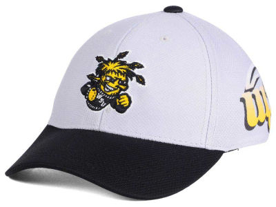 Wichita State Shockers Top of the World NCAA Youth Mission Stretch Cap