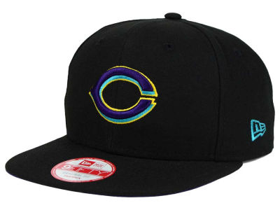Cincinnati Reds New Era MLB Aqua Hook Basic 9FIFTY Snapback Cap