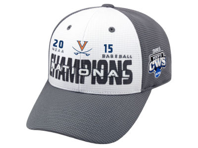 Virginia Cavaliers Top of the World NCAA 2015 College World Series Champion Hat