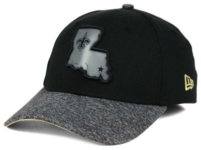 New Orleans Saints New Era NFL Gridiron 39THIRTY Cap