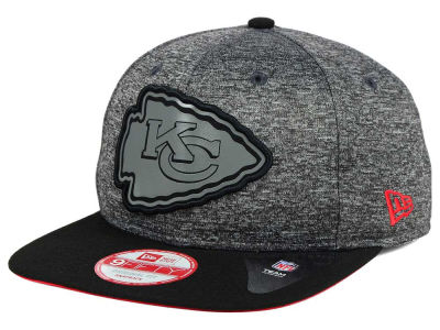 Kansas City Chiefs New Era NFL Gridiron 9FIFTY Snapback Cap