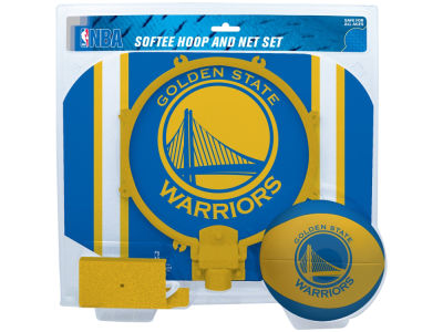 Golden State Warriors Slam Dunk Hoop Set