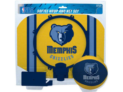 Memphis Grizzlies Slam Dunk Hoop Set