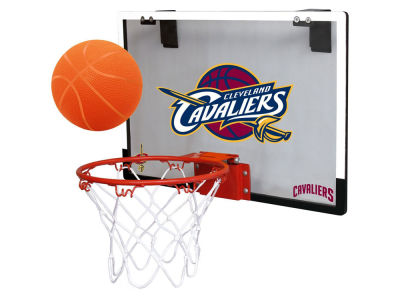Cleveland Cavaliers Game On Polycarb Hoop Set