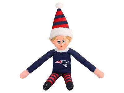 New England Patriots Fan In the Stands
