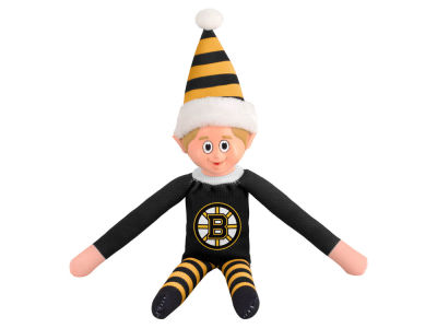Boston Bruins Fan In the Stands