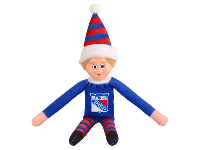 New York Rangers Fan In the Stands