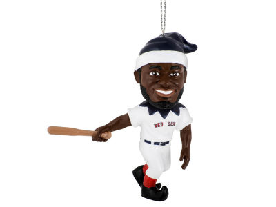 Boston Red Sox David Ortiz Player Elf Ornament