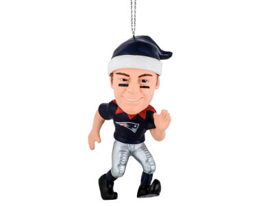 New England Patriots Rob Gronkowski Player Elf Ornament