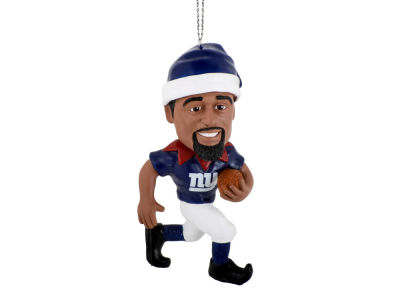 New York Giants Odell Beckham Jr. Player Elf Ornament