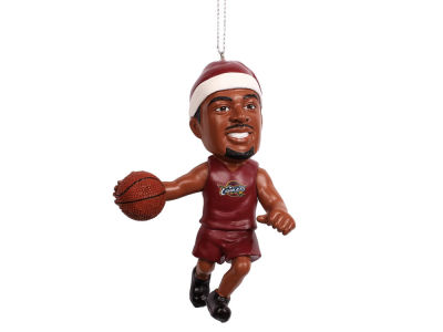 Cleveland Cavaliers Kyrie Irving Player Elf Ornament