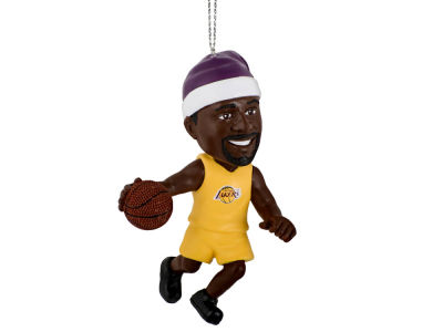 Los Angeles Lakers Kobe Bryant Player Elf Ornament