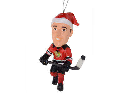 Chicago Blackhawks Jonathan Toews Player Elf Ornament