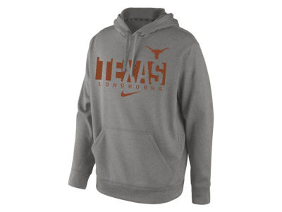 Texas Longhorns Nike NCAA Men's Week Zero Performance Hoodie