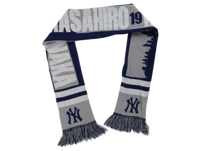 New York Yankees Tanaka Acrylic Knit Scarf Skyline