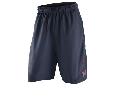 Ole Miss Rebels Nike NCAA Men's Stadium Team First Woven Shorts