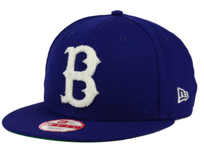 Brooklyn Dodgers New Era MLB The Letter Man 9FIFTY Snapback Cap