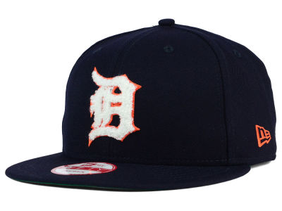 Detroit Tigers New Era MLB The Letter Man 9FIFTY Snapback Cap