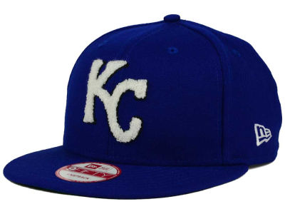 Kansas City Royals New Era MLB The Letter Man 9FIFTY Snapback Cap