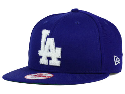 Los Angeles Dodgers New Era MLB The Letter Man 9FIFTY Snapback Cap