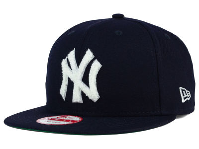 New York Yankees New Era MLB The Letter Man 9FIFTY Snapback Cap