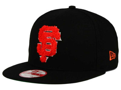 San Francisco Giants New Era MLB The Letter Man 9FIFTY Snapback Cap