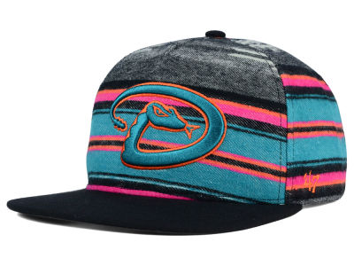 Arizona Diamondbacks '47 MLB '47 Chapparal Snapback Cap