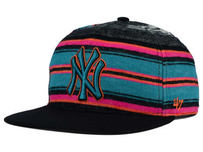 New York Yankees '47 MLB '47 Chapparal Snapback Cap