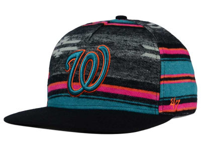 Washington Nationals '47 MLB '47 Chapparal Snapback Cap