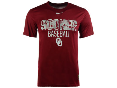 Oklahoma Sooners Nike NCAA Men's Baseball Legend Team Issue T-Shirt