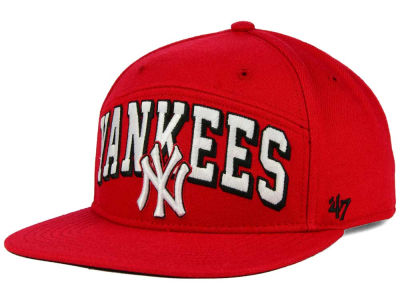 New York Yankees '47 MLB '47 Devoe Snapback Cap