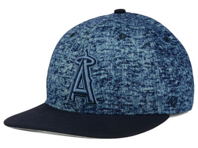 Los Angeles Angels '47 MLB '47 Ledge Brook Snapback Cap