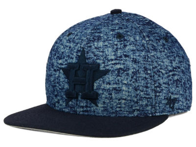 Houston Astros '47 MLB '47 Ledge Brook Snapback Cap