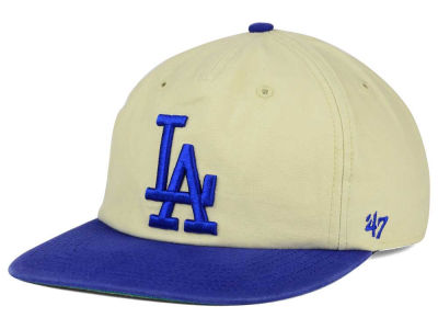 Los Angeles Dodgers '47 MLB '47 Marvin Snapback Cap
