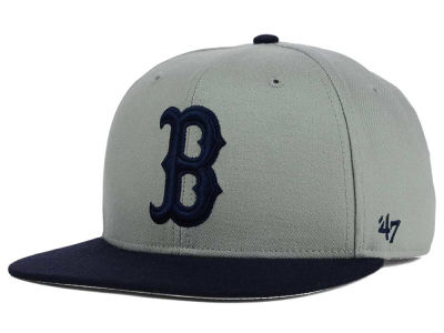 Boston Red Sox '47 MLB '47 Sure Shot 2 Tone Snapback Cap