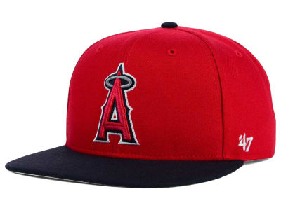 Los Angeles Angels '47 MLB '47 Sure Shot 2 Tone Snapback Cap