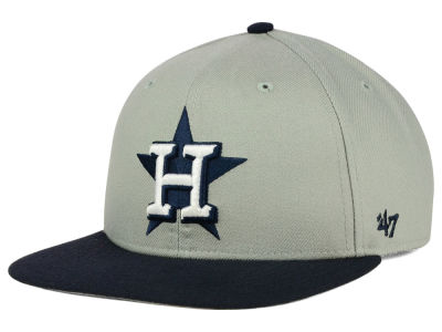 Houston Astros '47 MLB '47 Sure Shot 2 Tone Snapback Cap