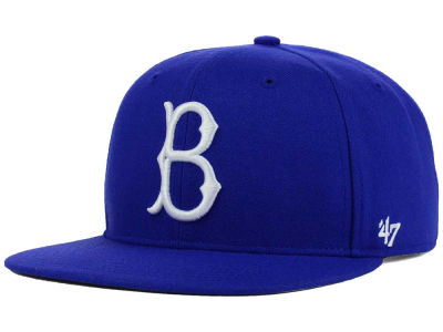 Brooklyn Dodgers '47 MLB Sure Shot '47 Snapback Cap